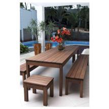 Jane Rectangular Dining Table In Brazil El Dorado