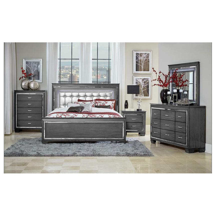 Shop with an allsaints promo code or choose an allsaints coupon or discount code available for april 2021. El Dorado Furniture Bedroom Sets - Moonstone 6 Piece King ...
