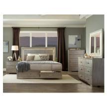 Parker Queen Storage Bed El Dorado Furniture