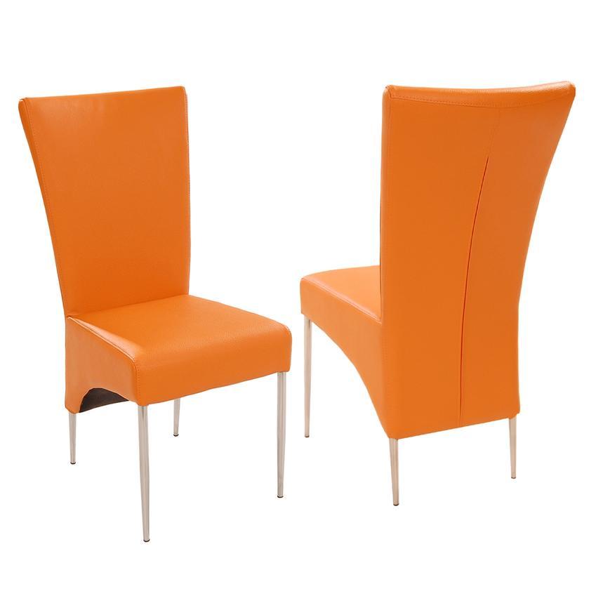 orange side chair beautiful accent chairs t el dorado furniture