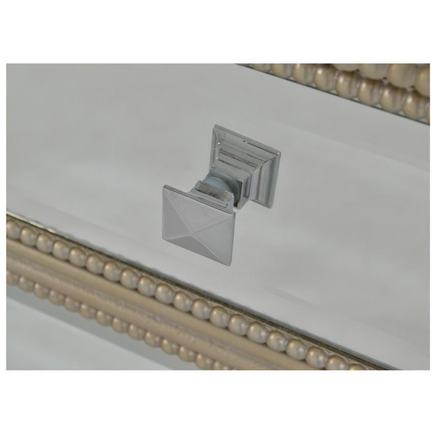 Uribia Mirrored Cabinet El Dorado Furniture