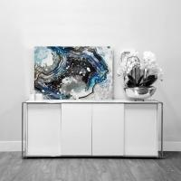 Nebula Acrylic Wall Art | El Dorado Furniture