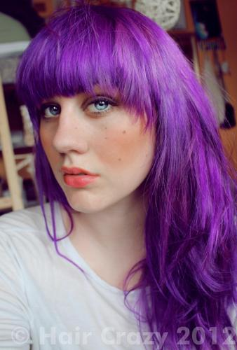 Buy Deep Purple Special Effects Hair Dye