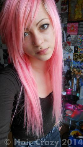 Buy Directions Pastel Pink Directions Hair Dye