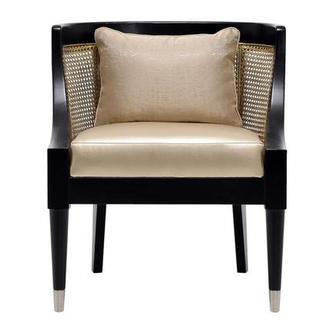 Irene White Accent Chair El Dorado Furniture