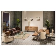 Vela 3-piece Formal Dining Set El Dorado Furniture