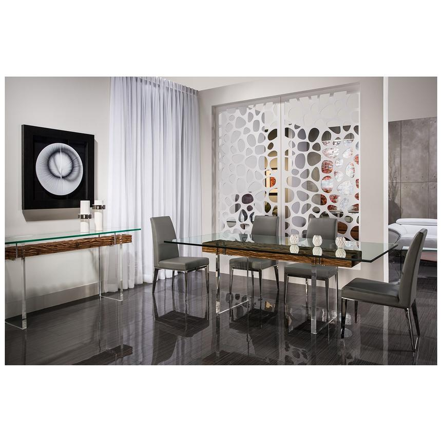 It's possible to find quality furniture at any price point. Miami Beach Natural Rectangular Dining Table   El Dorado ...