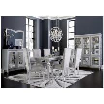 Melrose 5-piece Formal Dining Set El Dorado Furniture