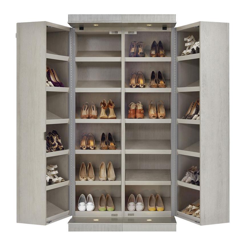 Rachael Rays Cinema Shoe Cabinet  El Dorado Furniture