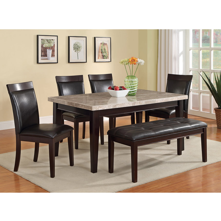 It's certainly nice to shop for items from the comfort of your home whenever you want, but how do you know you're getting good deals when you go online to buy stuff? El Dorado Furniture Dining Room Sets - All Best ...