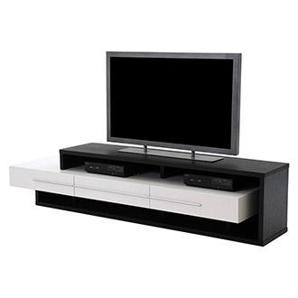 Avanti Dark Oak TV Stand El Dorado Furniture