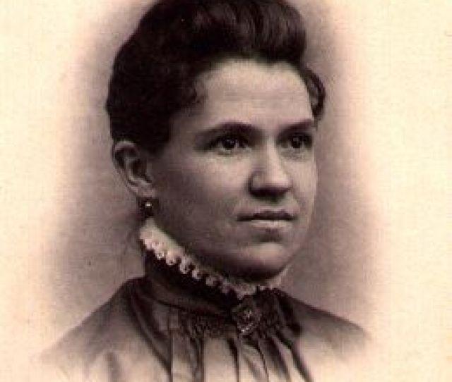 A Photo Of Eva Terrell Ellington