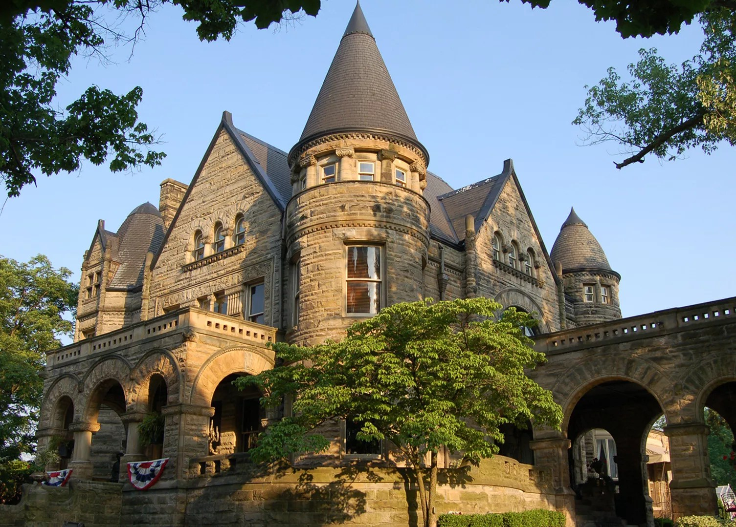 Buhl Mansion Guesthouse Amp Spa Reception Venues Sharon Pa