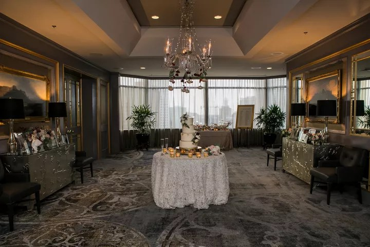 Windsor Court Hotel Reception Venues New Orleans La