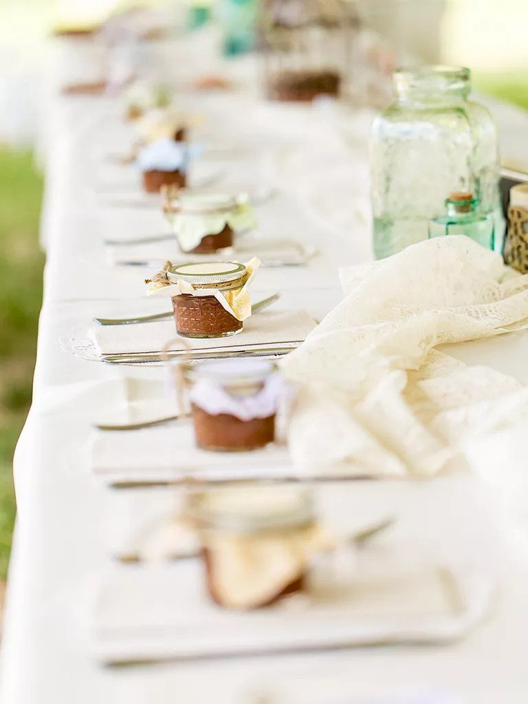 Cheap Wedding Favors Homemade