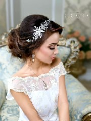 wedding hair accessories 'll