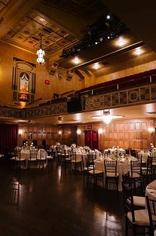 Gem Theatre Reception Venues Detroit Mi