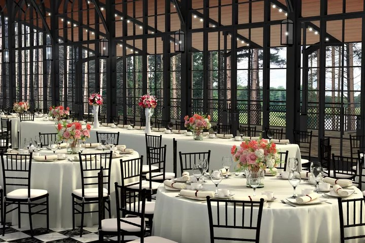 Shepherd S Hollow Golf Club Reception Venues Clarkston Mi