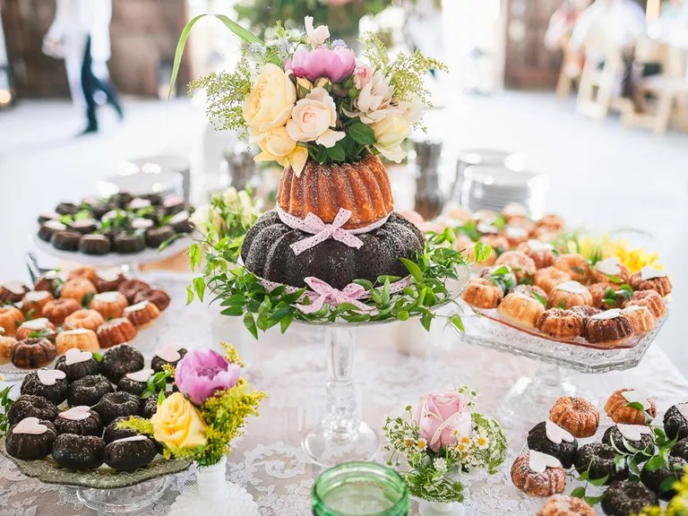 Having Wedding Cake Fatigue Try These Bundt Cakes