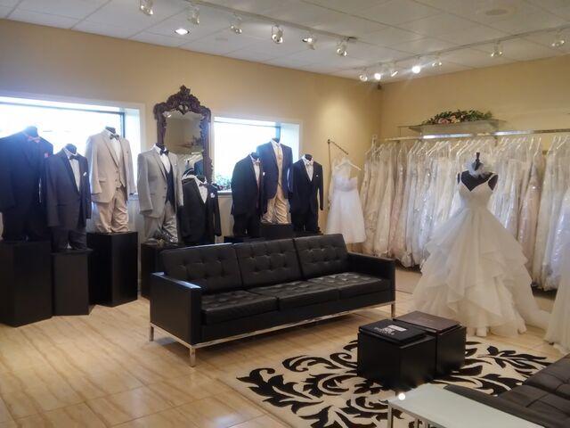 Dimitra Designs Bridal Emporium Greenville SC