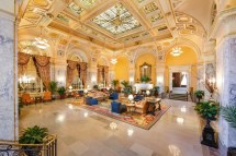 Hermitage Hotel Nashville TN