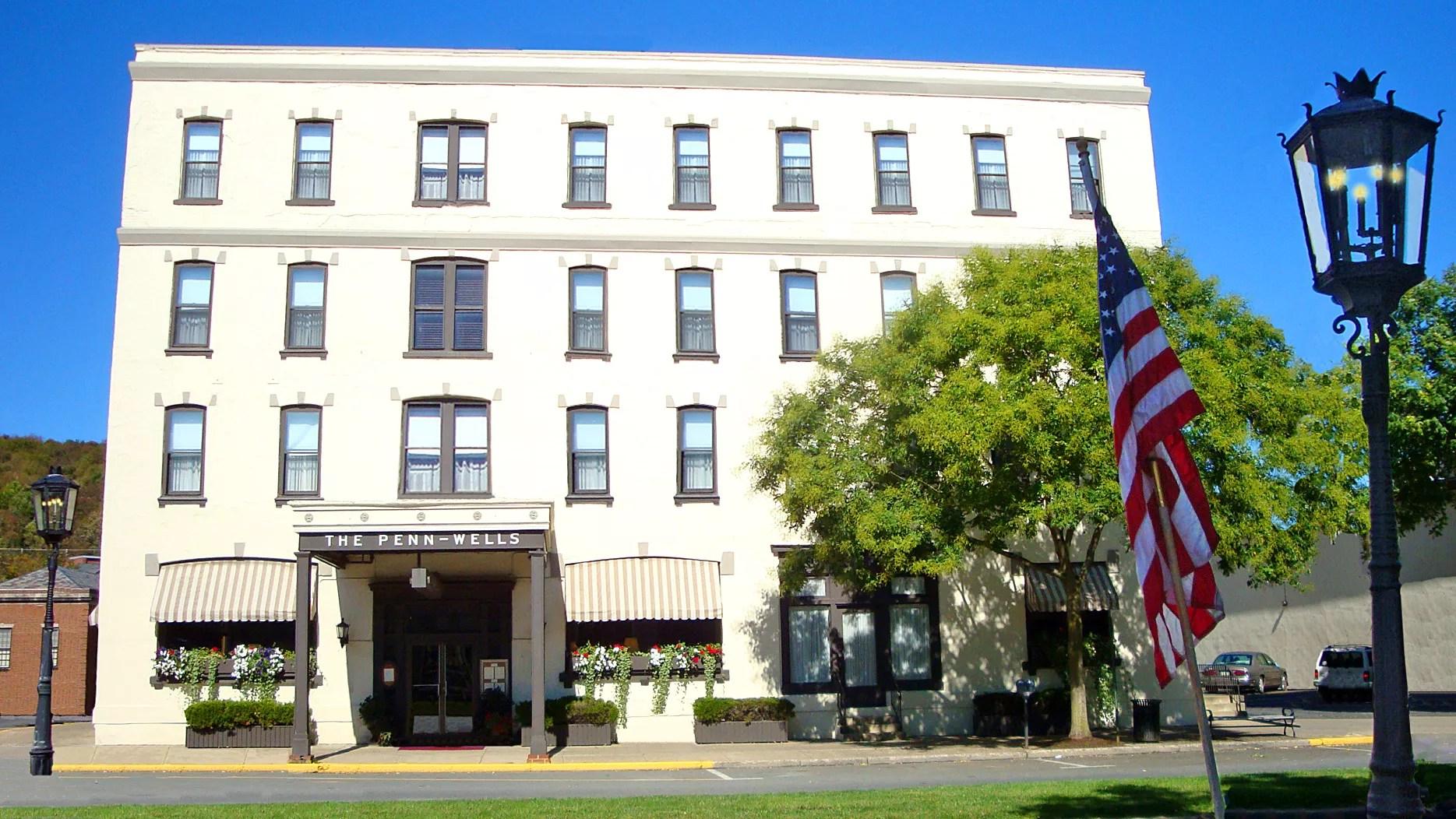 Penn Wells Hotel & Lodge | Reception Venues - Wellsboro. PA