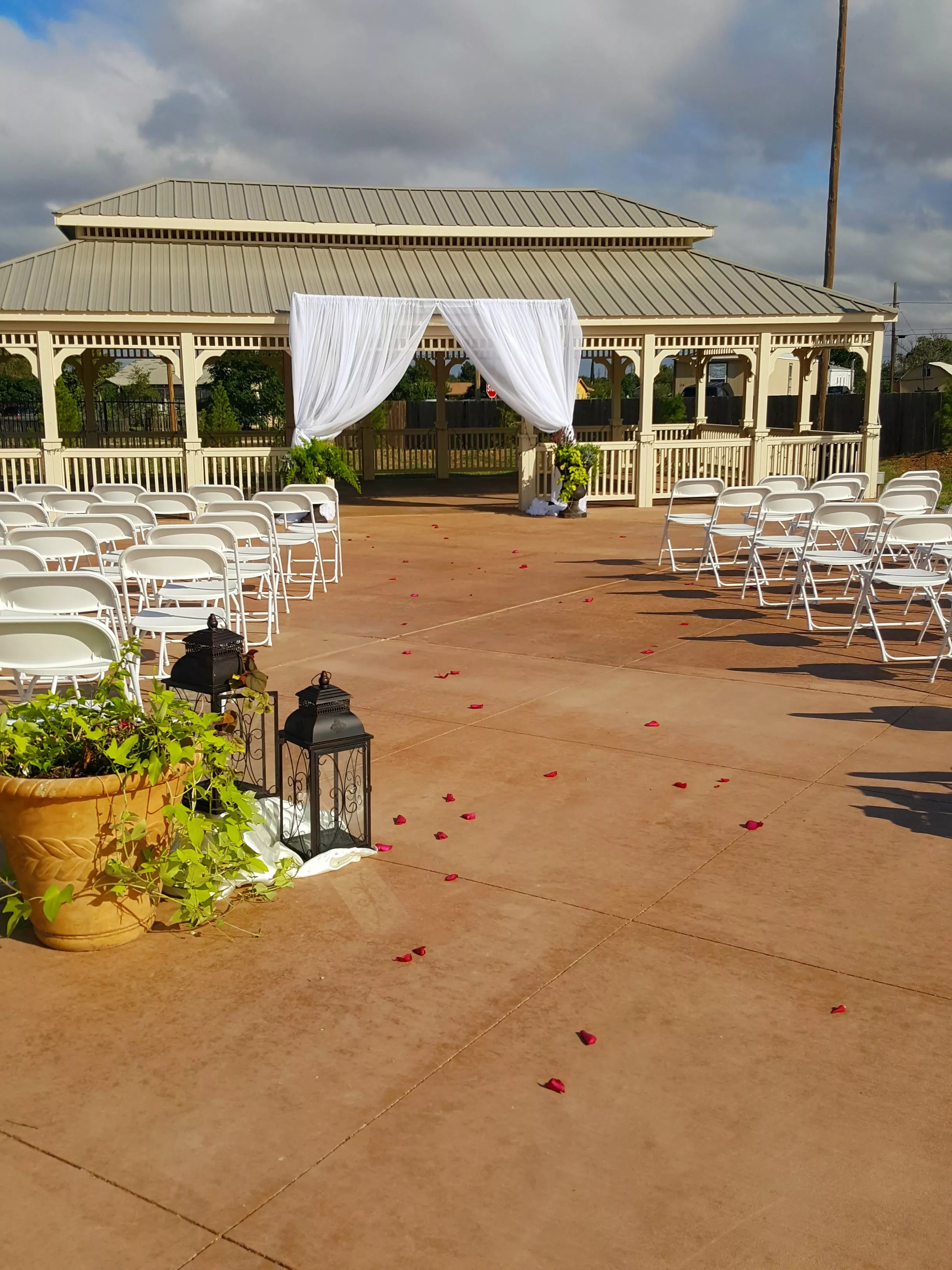 The Historic WhitePool House Museum and Venue  Reception Venues  Odessa TX