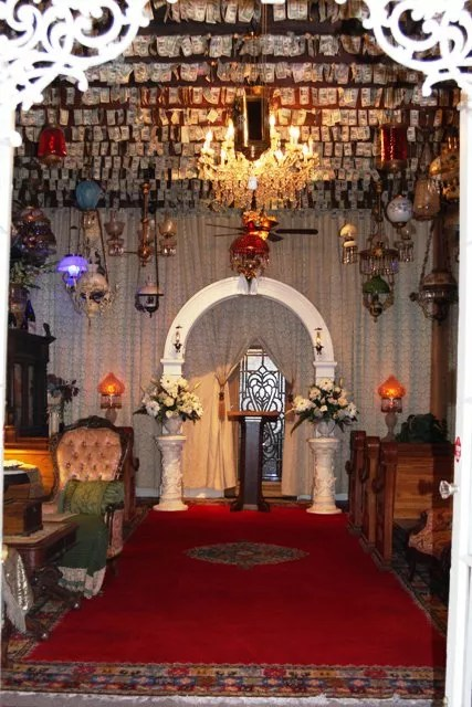French Quarter Wedding Chapel  Officiants  Premarital