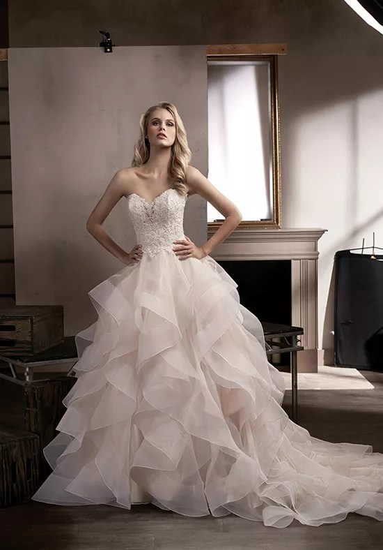 Jasmine Couture T192010 Wedding Dress  The Knot