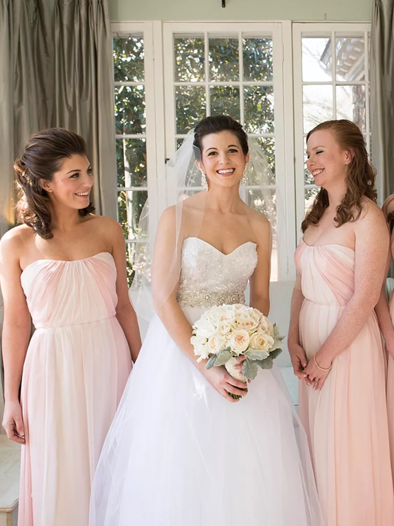 Hairstyles For Strapless Dresses : hairstyles, strapless, dresses, Wedding, Hairstyles, Strapless, Dress