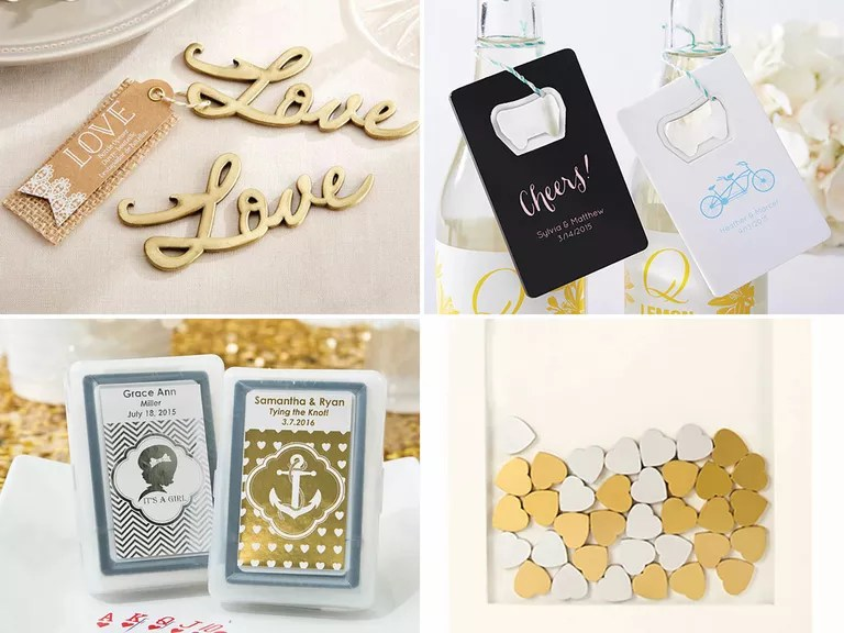 Best Inexpensive Wedding Favors