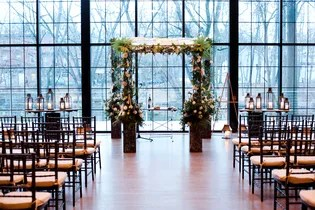 chair cover rentals bronx peacock hanging wedding in ny the knot copper fields design studio