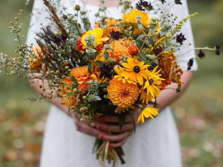 Wildflower Bouquets: The Best Wildflower Bouquets From