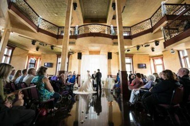 Minnesota Wisconsin Outdoor Entrancing Wedding Venues Mn