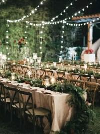Wedding String Lighting | Lighting Ideas