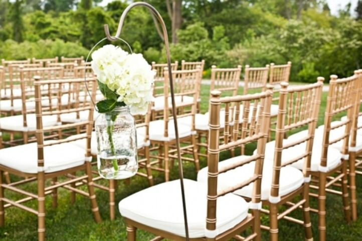 4 GOLD Chiavari Chair Rentals  Pepper Pike OH