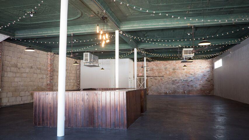 The Eagle Historic Warehouse  Hillsboro TX