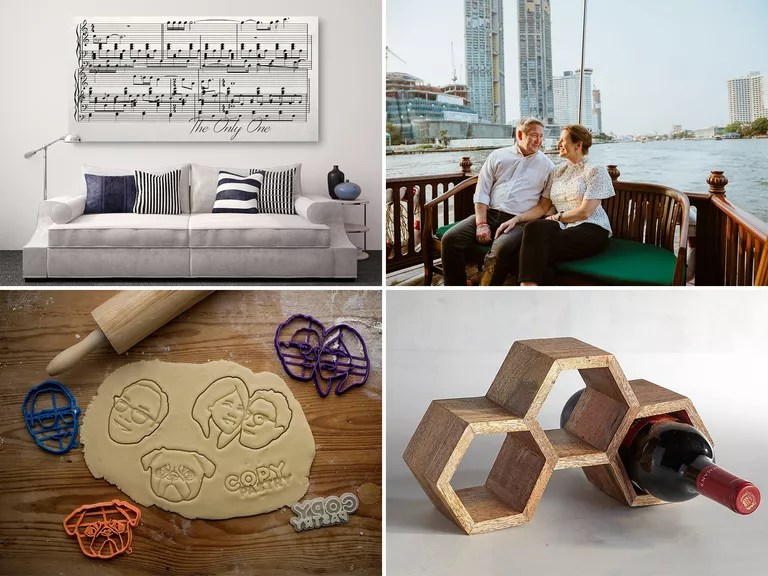25th Anniversary Gifts For Her, Him Or Them