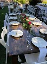 chair rentals san jose revolving dealers in vadodara wedding ca the knot wildwood rustic