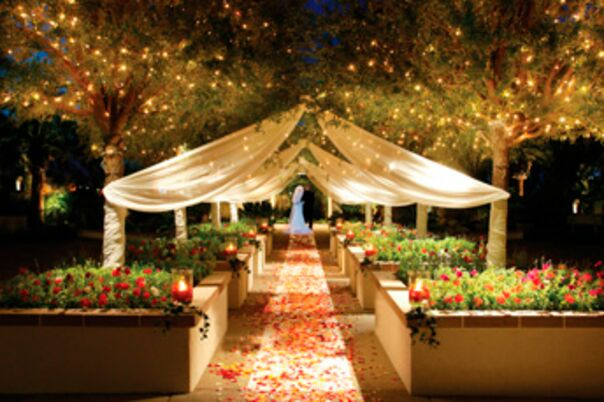 The Wedding Chapel At Aria Resort And
