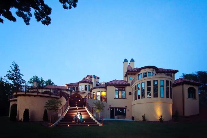 The Bella Collina Mansion Reception Venues Stokesdale Nc