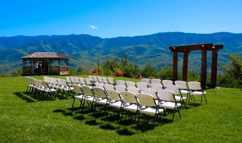 Almost Heaven Resort And Weddings  Reception Venues