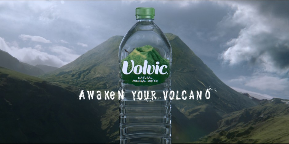 Volvic Partners With Channel 4 For First Ever TV Ad