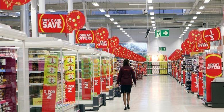UK Supermarket Promo Sales Hit Six Year Low As Own Brand