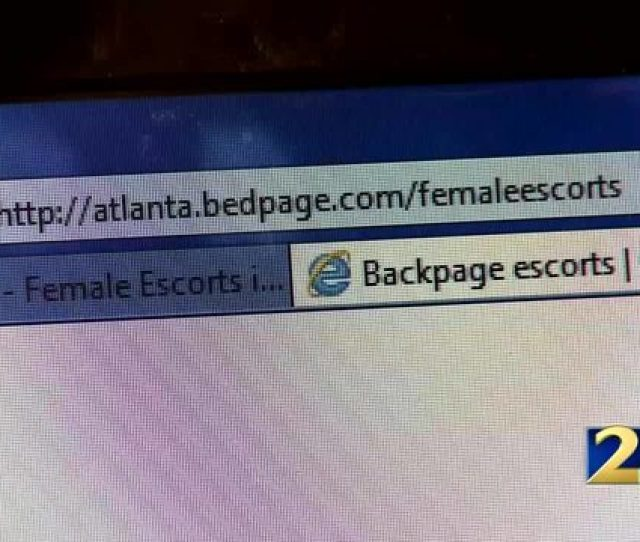 Backpage Com Shutdown Wont Stop Sex Trafficking Of Minors Experts Say Wsb Tv