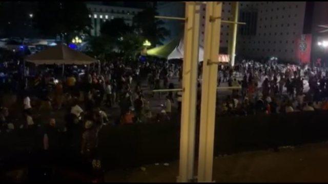Image result for 12 Fans Injured At Lil Wayne's A3C Festival