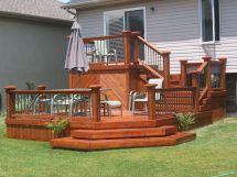 Tiered Deck Designs