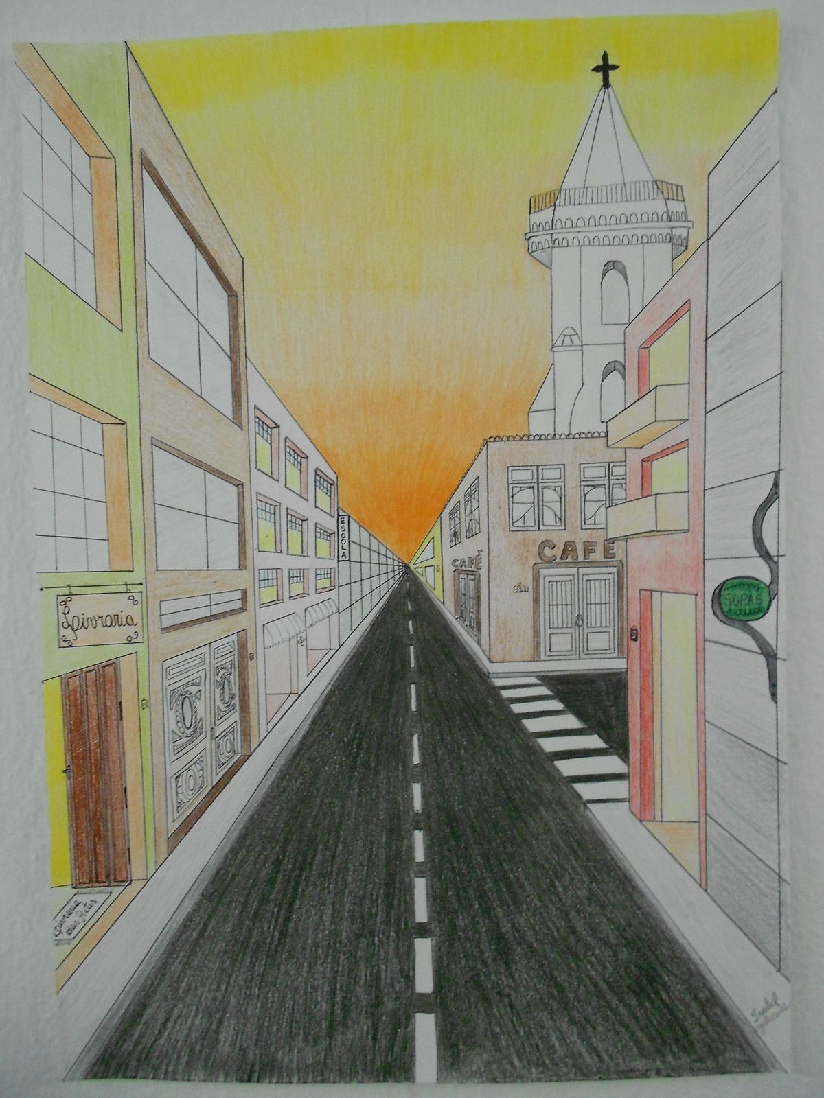 Images About Art Perspective