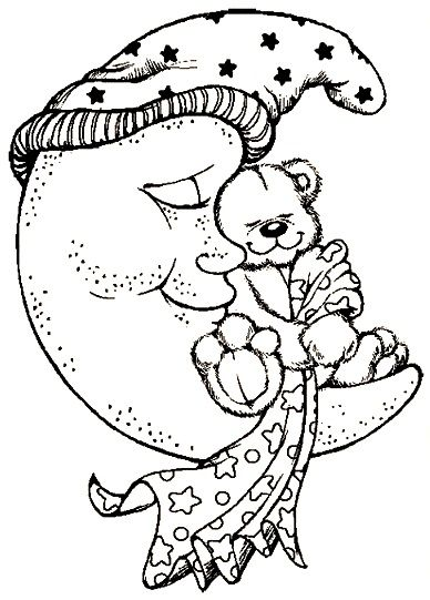 1000+ images about Coloring Pages (Sun, Moon, Stars