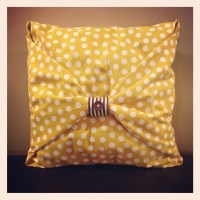 Pillow Cover Pattern Sewing